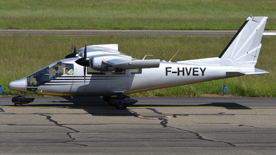 A picture of FHVEY - Vulcanair P68 - [41505] - © bruno muthelet