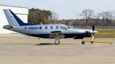 F-HBGH - Socata TBM-850 - Private