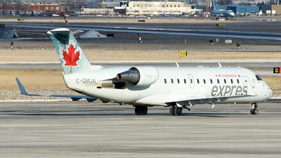 C-GMJA - Bombardier CRJ-200ER - Air Canada Express (Jazz Aviation)