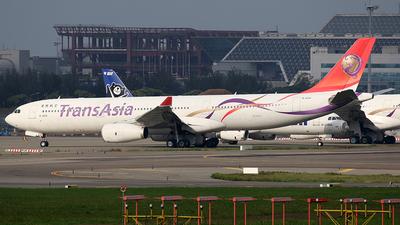 B-22101 - Airbus A330-343 - TransAsia Airways