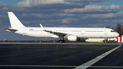 G-TCDD - Airbus A321-211 - Untitled