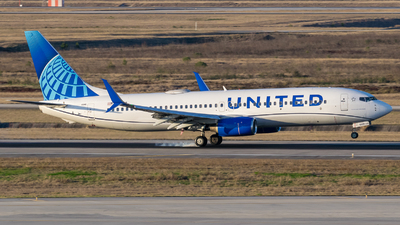 N13248 - Boeing 737-824 - United Airlines