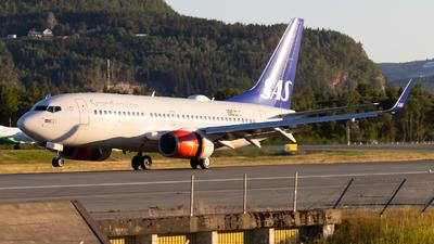 A picture of LNRRA - Boeing 737783 - SAS - © Kim Vanvik