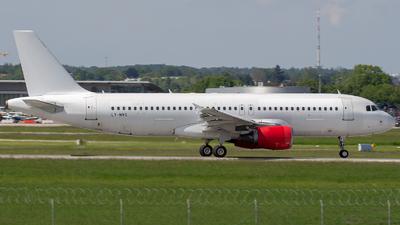 LY-NVS - Airbus A320-214 - Avion Express