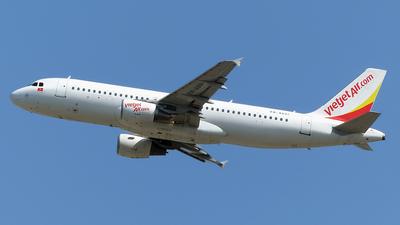 VN-A691 - Airbus A320-214 - VietJet Air