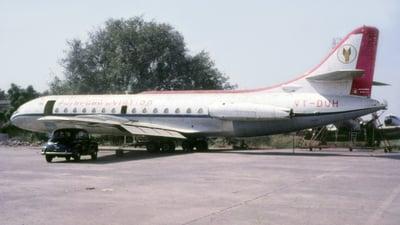 VT-DUH - Sud Aviation SE 210 Caravelle VIN - Pushpaka Aviation