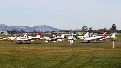NZCH - Airport - Ramp