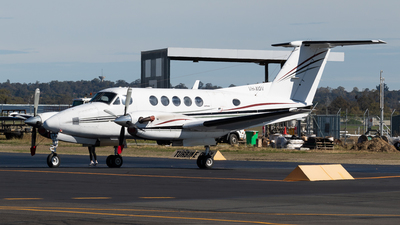 VH-XGV - Beechcraft B200 Super King Air - Great Western Aviation