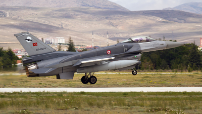07-1014 - Lockheed Martin F-16CJ Fighting Falcon - Turkey - Air Force