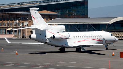 9H-ZSN - Dassault Falcon 7X - Elitavia Malta