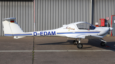 D-EDAM - Diamond DA-20-A1 Katana - Frankfurter Verein für Luftfahrt (FVL)
