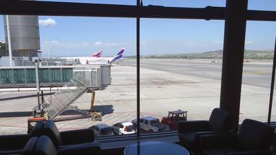 LEMD - Airport - Terminal