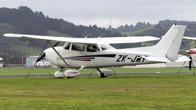 ZK-JMY - Cessna 172S Skyhawk SP - Aero Club - Auckland