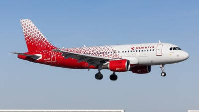 VP-BIT - Airbus A319-111 - Rossiya Airlines
