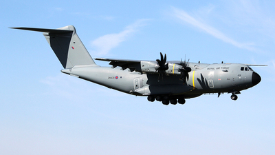 ZM408 - Airbus A400M - United Kingdom - Royal Air Force (RAF)