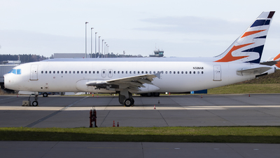 N320AB - Airbus A320-211 - Untitled