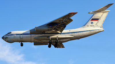 RA-78838 - Ilyushin IL-76MD - Russia - 224th Flight Unit State Airline