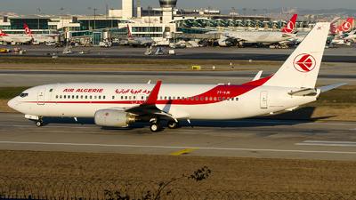 7T-VJK - Boeing 737-8D6 - Air Algérie