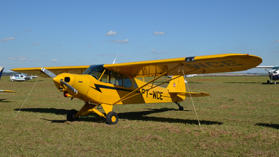PT-WCE - Piper PA-18-150 Super Cub - Private