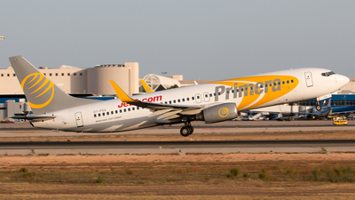 OY-PSA - Boeing 737-8Q8 - Jet2.com (Primera Air)