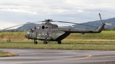 EJC3399 - Mil Mi-17V5 Hip H - Colombia - Army