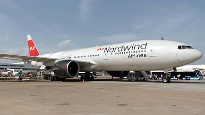 VP-BJG - Boeing 777-2Q8(ER) - Nordwind Airlines