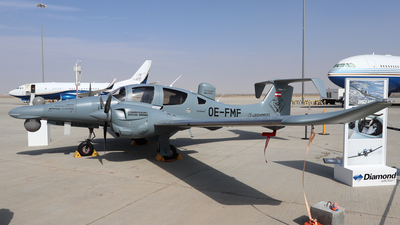 OE-FMF - Diamond Aircraft DA-62 MSA - Diamond Aircraft Industries
