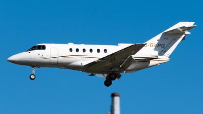 C-GXPG - Hawker Beechcraft 800XP - Private