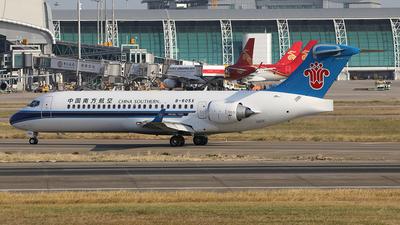 A picture of B605X - Comac ARJ21700 Xiangfeng - China Southern Airlines - © YIJING HOU
