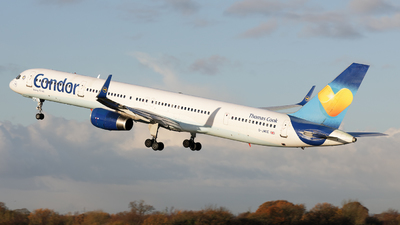 G-JMOE - Boeing 757-330 - Thomas Cook Airlines
