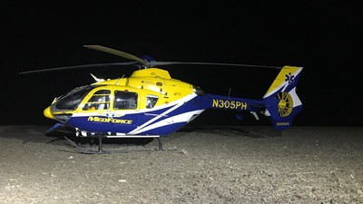 N305PH - Eurocopter EC 135P2 - PHI Air Medical