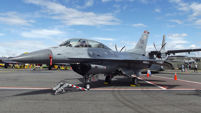 90-0846 - General Dynamics F-16D Fighting Falcon - United States - US Air Force (USAF)