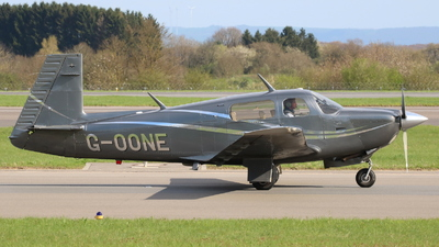 A picture of GOONE - Mooney M20J - [243039] - © Peter Bakema