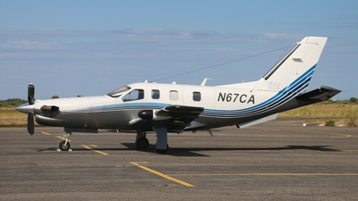 N67CA - Socata TBM-850 - Private