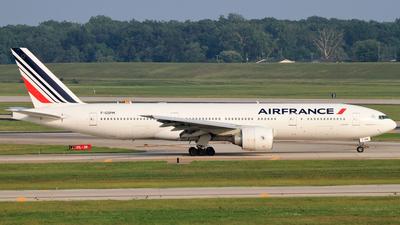 F-GSPM - Boeing 777-228(ER) - Air France
