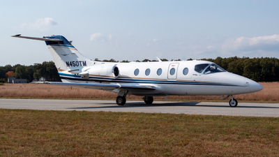 N450TM - Raytheon Hawker 400XP - Private