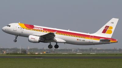 EC-JSB - Airbus A320-214 - Iberia
