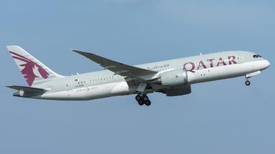 A picture of A7BCP - Boeing 7878 Dreamliner - Qatar Airways - © Gerhard Zant