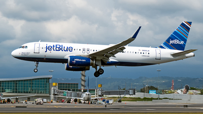 N806JB - Airbus A320-232 - jetBlue Airways