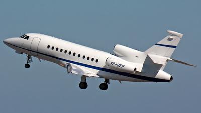 VP-BEF - Dassault Falcon 900EXE - Sonair