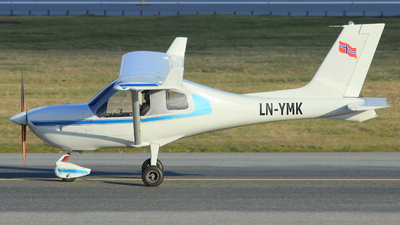 LN-YMK - Jabiru J170 - Private