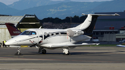 CS-DTC - Embraer 500 Phenom 100 - HeliBravo