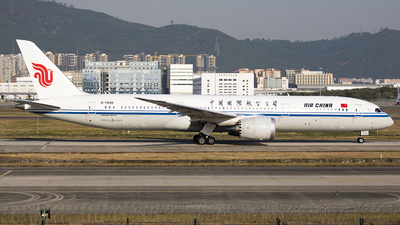 B-7899 - Boeing 787-9 Dreamliner - Air China