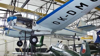 OK-DMO - Aero 45 - Private