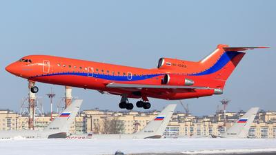 RA-42458 - Yakovlev Yak-42D - Kras Avia