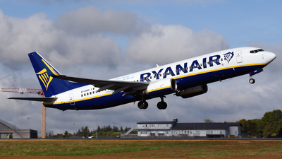 A picture of EIDWX - Boeing 7378AS - Ryanair - © PAUL LINK