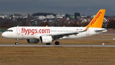 TC-NBC - Airbus A320-251N - Pegasus Airlines
