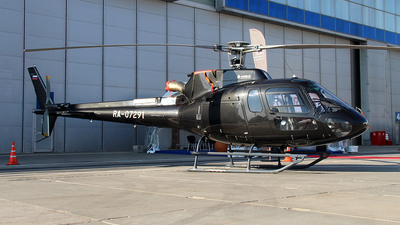RA-07291 - Airbus Helicopters H125 - Private