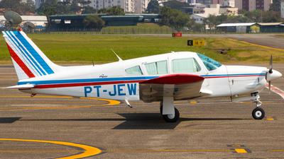 PT-JEW - Piper PA-28R-200 Cherokee Arrow II - Private