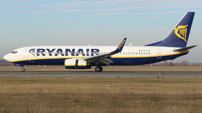 A picture of EIDYV - Boeing 7378AS - Ryanair - © Calin Horia Lupu
